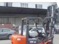 白城二手叉车3台没有使用柴油三吨二手叉车价格便宜