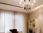 万达华亭苑 2室2厅110平米 豪华装修 高端小区成熟物业