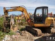 朝阳区雷沃重工FR60-7二手挖掘机