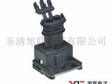 汽车连接器AMP安普282189-1国产2芯现货