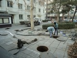 宁波镇海蛟川管道疏通清洗 清理化粪池抽粪 污水池清淤