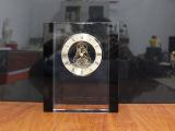 水晶台钟 欧式座钟 客厅台钟工艺品 创意家居钟表 厂家直销