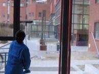 专业高空外墙清洗 玻璃清洗 粉刷涂料 吊绳安装