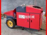 卧式二次构造柱泵二次构造输送泵结构也与原理