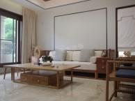 金科城叠拼装修,天古装饰中式现代中式禅意别墅设计图