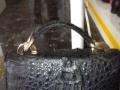 鳄鱼皮包包五金件丢失更换效果图展示