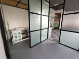 抢租创产特价单位70方办公室,带1经理室 真实房源实图