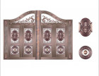 深圳四开铜门优质质量的供应商选择金尊铜装饰