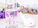 任家优品厂家直销 塑料冷水壶 凉水壶 pc图案扎壶冷水壶3-3