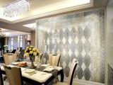 厂家欧式电视沙发瓷砖背景墙 彩雕艺术背景墙 欧式艺术瓷砖背景墙