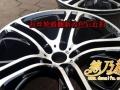 黄山德乃福全自动轮毂拉丝机,专门修拉丝面轮毂