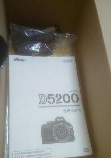 尼康D5200套机转让