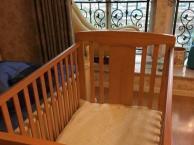 贝乐堡高级实木婴儿床