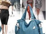 真皮女包新款包包2014新款潮时尚女包纯牛皮单肩包女士手提斜跨包