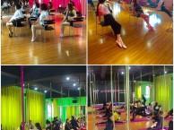 雅安舞蹈培训 钢管舞爵士舞 全国连锁品牌学校