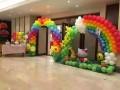 南通气球布置 宝宝宴 生日宴 寿宴 周岁宴 派对气球布置
