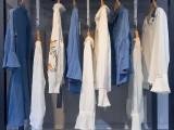 杭州品牌货源玛塞莉折扣尾货女装批发走份