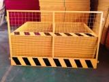 佛山基坑临边护栏厂家基坑安全护栏定制-金栏