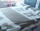 出售購買一年多的9.5成新的1.8米X2.1米的雙人床加床墊。