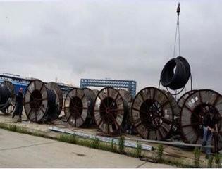 杭州回收电线电缆价格表,萧山二手电缆线回收利用