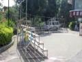东莞哪里有大量集体照合影站架台架阶梯出租