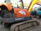 湖北二手挖掘机斗山60 80挖掘机出售