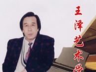 王泽艺校钢琴、吉他、电子琴、专业速成班开课啦