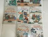上海连环画回收 老版三国演义连环画回收