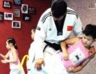 专业的少儿跆拳道
