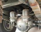 原厂库存车特卖 9米6厢式重汽豪沃LNG前四后四