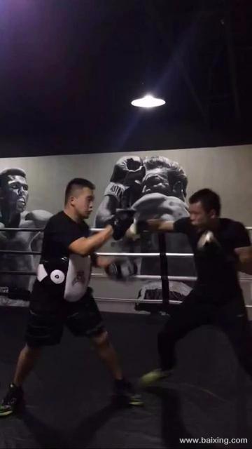 天津拳击会馆 Boxing Club 悍将搏击俱乐部