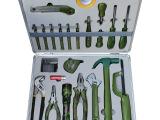 美军工 军工级24件家用组套 铝合金工具箱 优质材料 组合工具箱