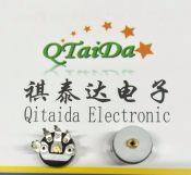 深圳厂家R125平脚电位器单联电位器