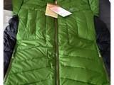 新款韩版反季大码中长款棉衣女加厚修身冬棉袄外套棉服