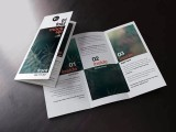 长沙岳麓区招商画册企业画册三折页海报批量印刷
