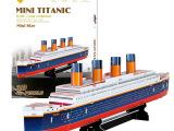 铁达尼号 品牌玩具 模型拼图 立体拼图