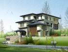 乐山自建房 别墅 住宅 乡村别墅 室内 庭院景观设计及施工
