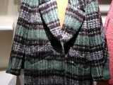 2014秋冬装款韩国专柜东大门正品代购羊毛大衣外套HOCA721