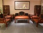缅甸大红酸枝红木家具价格
