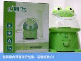 卡通加湿器批发 青蛙超声波加湿器 空气净化 化雾器