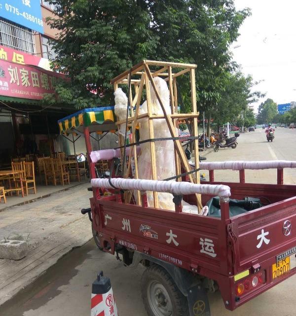三轮车搬家货运