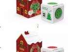 创意礼品图片大全创意礼品有哪些 较有心的创意礼品--变形插座