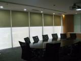 窗帘办公室窗帘北京办公室窗帘办公电动窗帘会议室电动窗帘