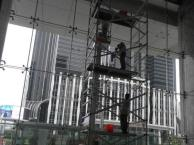 新余清洁公司,高空安装外墙清洗翻新公司