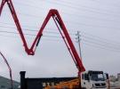 转让 混凝土泵车泵虎重工35米混泥土泵车全国低价出售面议