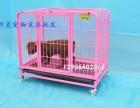 济南批发零售各种狗笼猫笼宠物笼具