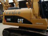 卡特318挖掘机