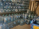 娃哈哈桶装水大围系列液化气配送