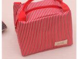 韩版时尚女用多功能手提便当包 可爱水饺包 化妆包 厂家直销