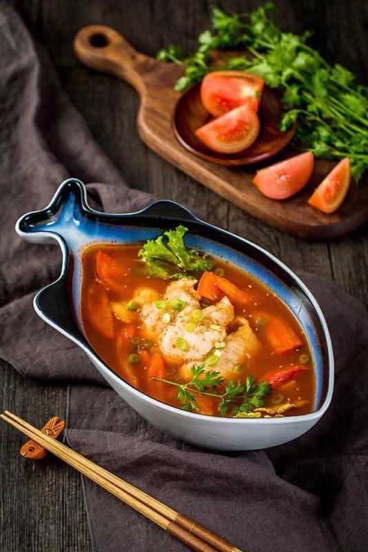 韩主厨酸菜鱼可以说是一个十分值得投资的小成本投资项目